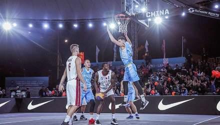 Данк українця очолив рейтинг топ-10 моментів чемпіонату світу з баскетболу 3х3: відео