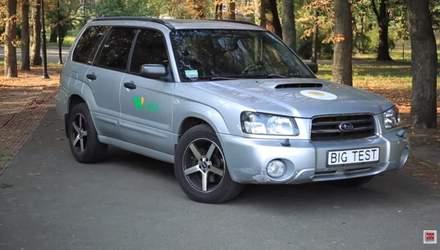 Подержанный Subaru Forester – все и сразу