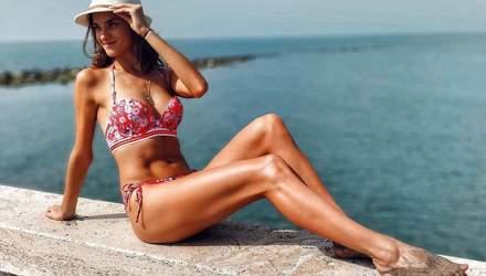 Тренерка мені сказала, що з такими ногами я маю йти в моделі або бігати, – Софія Яремчук