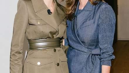 Супермоделі Сінді Кроуфорд і її дочка Кайя Гербер здійснили спільний вихід: фото