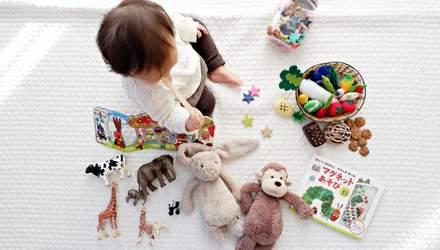 Як доглядати за дитячими іграшками