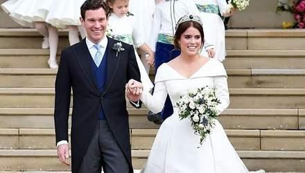 Принцесса Евгения трогательно поздравила мужа с годовщиной женитьбы: романтическое видео
