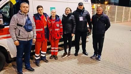 Двох вболівальників збірної України госпіталізували після матчу у Харкові