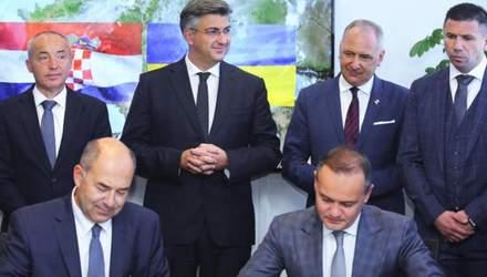 ДТЭК начал сотрудничество с энергетической компанией Хорватии HEP