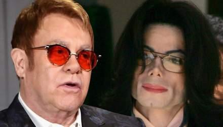 Він був по-справжньому психічно хворим, – Елтон Джон розповів про дружбу з Майклом Джексоном