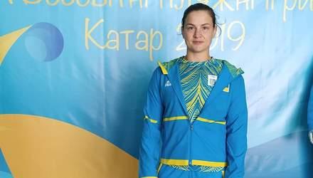 Бережна виграла першу в історії України медаль Всесвітніх пляжних ігор