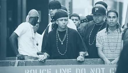 Грабежи, мародерство, наркоторговля: как происходило посвящение в банду Латинских Королей
