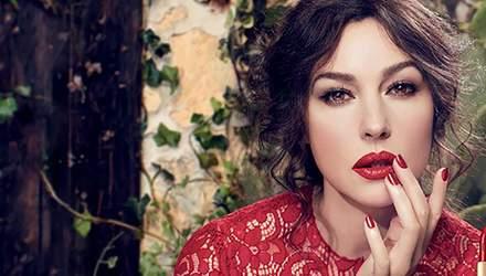 Сексуальная Моника Беллуччи снялась в рекламе Dolce & Gabbana: фото и видео