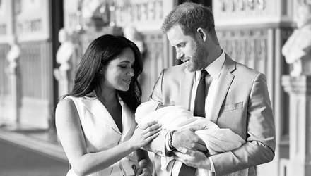 Принц Гаррі ледь стримав сльози під час промови про сина Арчі: зворушливе відео