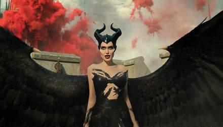 Малефисента 2: как создавали роскошное платье Колдуньи для Анджелины Джоли – видео