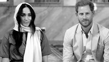 Мені все нагадує про неї, – принц Гаррі згадав свою маму в документальному фільмі