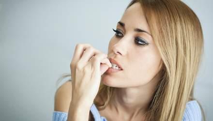 Почему кусание ногтей болезнь и какие могут быть последствия