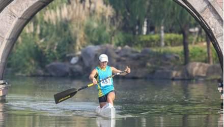 Украинская каноистка Людмила Бабак победила на чемпионате мира по марафону