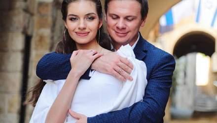 Олександра Кучеренко зізналася, чи планує поповнення у сім'ї з Дмитром Комаровим