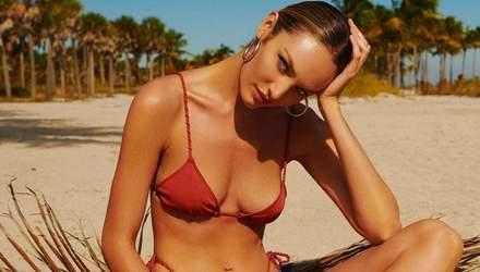 Горячие фото модели Кэндис Свейнпол, которые покорили сеть