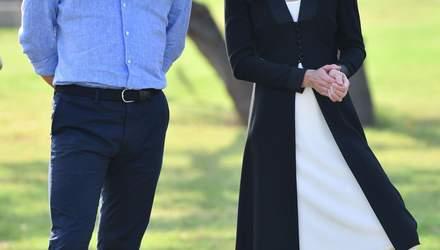 Кейт Миддлтон и принц Уильям показали собственное видео с поездки в Пакистан