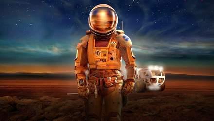 В NASA назвали дату высадки первого человека на Марс