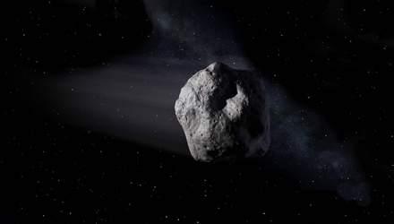 К Земле летит потенциально опасный астероид: видео