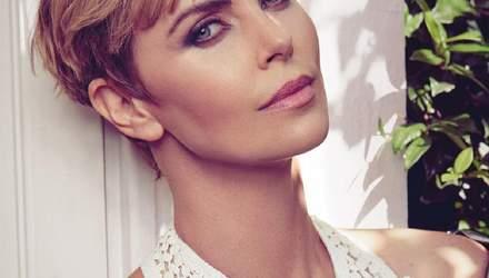 Откровенно: 44-летняя Шарлиз Терон призналась, что никогда не хотела выйти замуж