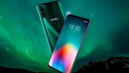 Флагманский смартфон Meizu 16T представили официально: характеристики и цена