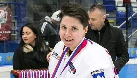 Яка нормальна людина стане у ворота, щоб в неї кидали шайбою, – регбістка та хокеїстка Козачук