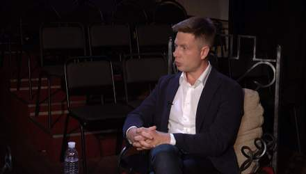 """Порошенко убеждал меня не выходить из """"Партии регионов"""": эксклюзивное интервью с Гончаренко"""