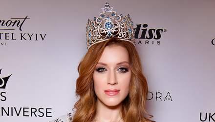 Победительница Мисс Украина Вселенная 2019 – Анастасия Суббота: биография и фото красавицы