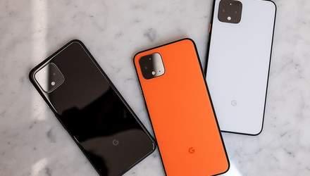 """Энтузиасты разобрали Google Pixel 4: что """"под капотом"""" смартфона"""
