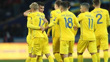 Шевченко объявил состав сборной Украины на матчах с Эстонией и Сербией