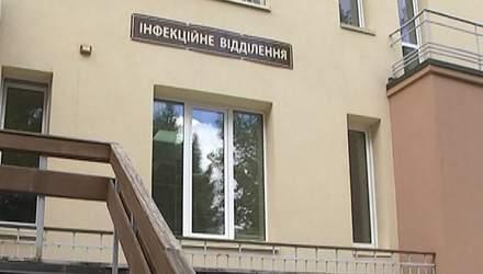 На Тернопольщине подтвердили случай дифтерии у привитого мужчины