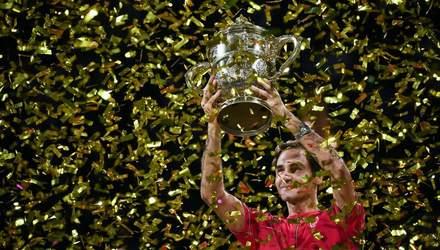 Легендарный Федерер искренне расплакался после победы на очередном турнире: щемящее видео