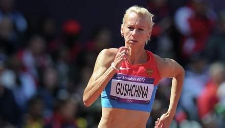 Спортивний арбітражний суд дискваліфікував російську легкоатлетку, яка перемагала на Олімпіаді