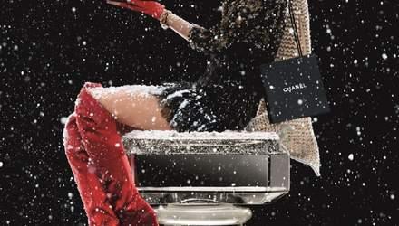 Лілі-Роуз Депп знялася в різдвяному кампейні Chanel: відео