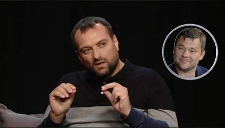 Ваврыш рассказал, как познакомился с Андреем Богданом и имеют ли общий бизнес-проект