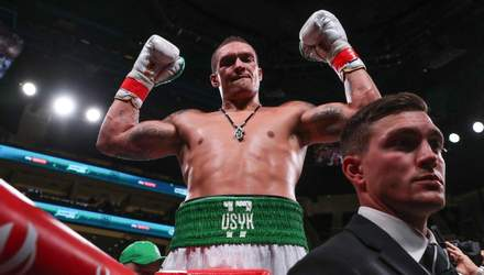 Усик після дебютного бою в супертяжах увійшов в топ-5 рейтингу за версією WBC