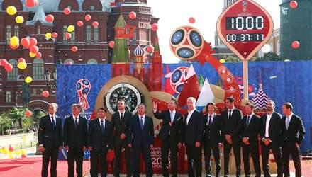 Блогеры обнаружили доказательства подкупа чиновников ФИФА для проведения ЧМ-2018 в России