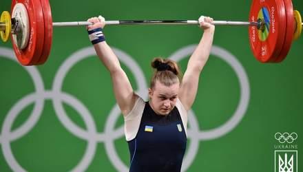 Сборная Украины одержала феерическую победу на чемпионате Европы по тяжелой атлетике