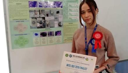 Студентка з України розробила новий метод діагностики раку
