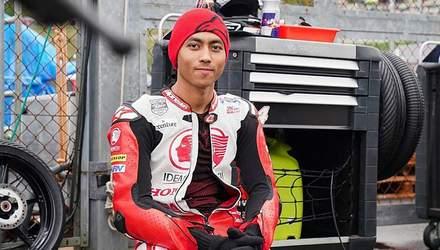 20-летний мотогонщик погиб после аварии во время гонки