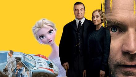 Фільми листопада: 7 найочікуваніших прем'єр передостаннього місяця 2019 року