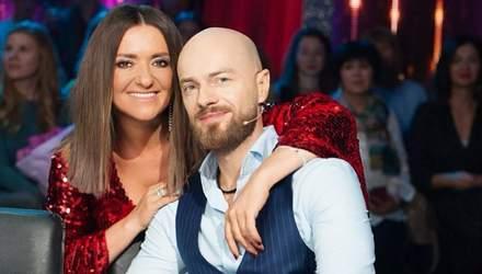 """Влад Яма станцював з Могилевською в ефірі """"Танців з зірками"""" та зізнався, чи був у них роман"""