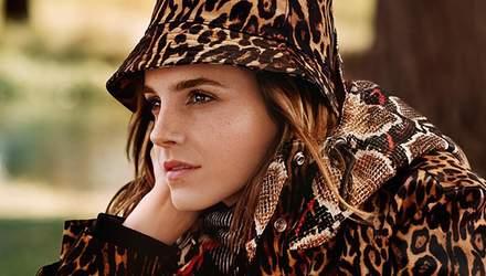Эмма Уотсон стала звездой декабрьского выпуска Vogue UK: потрясающие фото