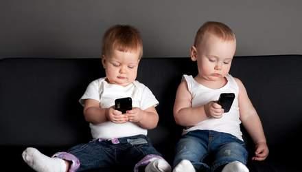 МРТ довело: смартфони змінюють мозок дітей