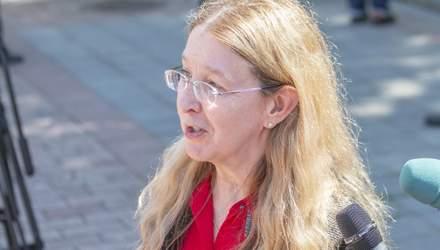 Охорона здоров'я не є пріоритетом, – Супрун про новий уряд Гончарука
