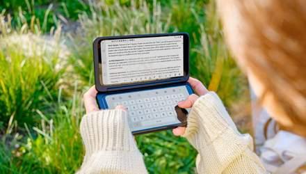 Уникальный смартфон с двумя экранами LG G8XThinQ Dual Screen вышел на глобальный рынок