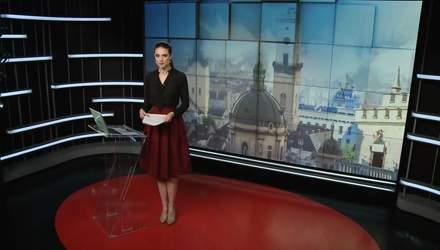 Выпуск новостей за 12:00: Задержание ветеранки АТО. Журналистов не пускают на фронт