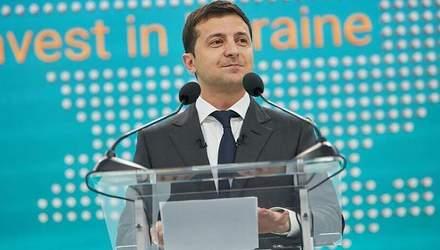 Зеленский назвал Украину самым привлекательным стартапом в мире