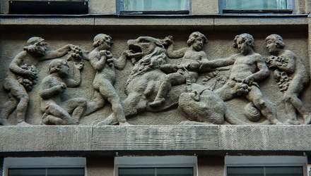 Хранители Киева: в сети появилась онлайн-коллекция настенных скульптур столицы