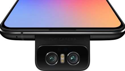 Asus ZenFone 6: смартфон с уникальной камерой уже в Украине – цена