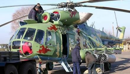 """Техніка війни: Покращений вертоліт """"Мі-8МСБ-В"""" для ВМС. СБУ перекрила поставку до Росії"""
